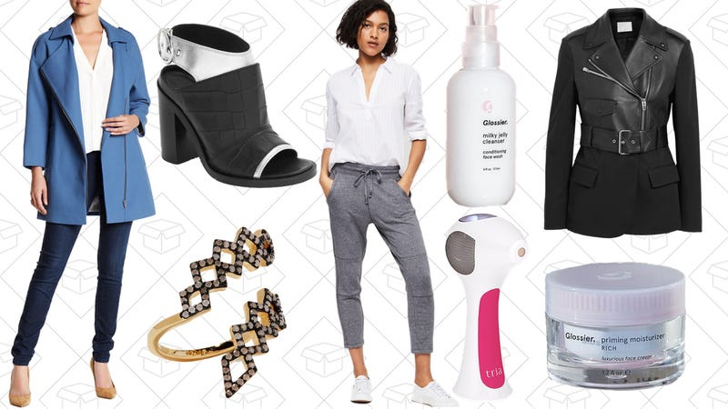 Illustration for article titled Today's Best Lifestyle Deals: Nordstrom Rack, Lou & Grey, Babeland, Glossier, and More