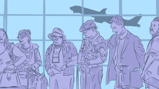 Illustration for article titled The Worst Airport In America