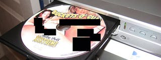 Illustration for article titled NSFW: Best Buy Customer Gets Free, Hilariously-Titled Porno With Purchase of DVD Player