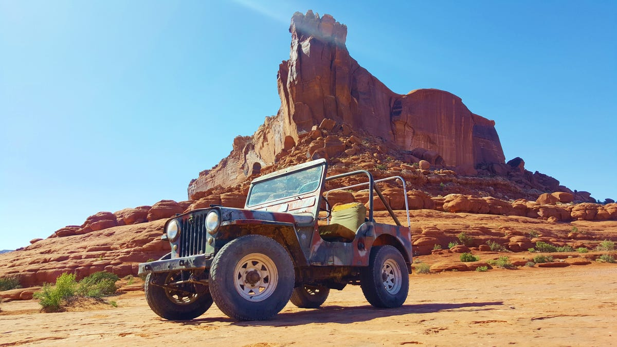 Cj2a Willys Jeep Headlight Wiring Best Library How My Rusty 1948 Farm Challenged 50000 Wranglers On The Trails Of Moab