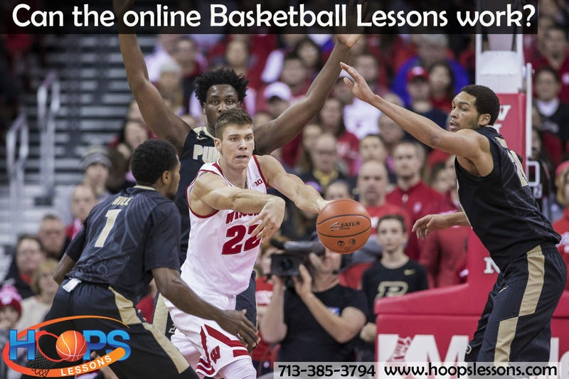 Illustration for article titled Can the online Basketball Lessons work?