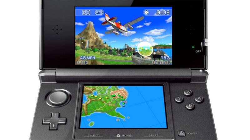 Illustration for article titled The Nintendo 3DS Launch Lineup For Europe