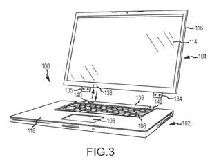 Illustration for article titled Apple busca la patente de pantallas inalámbricas para laptops