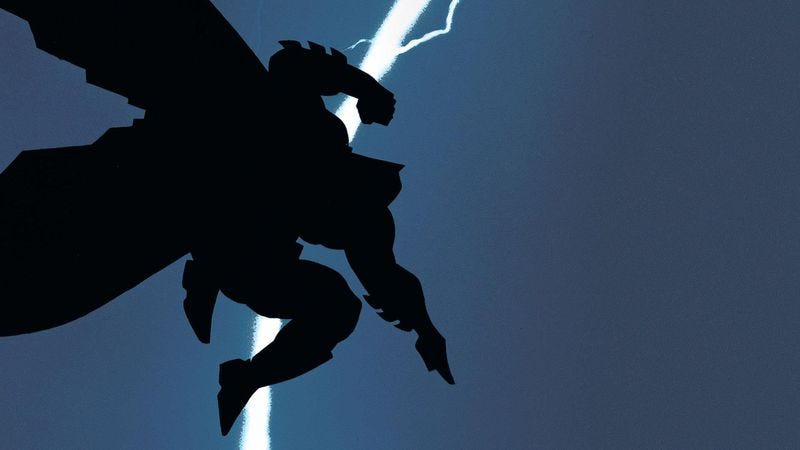 The Dark Knight Returns Casts A Long Enduring Shadow On Superhero