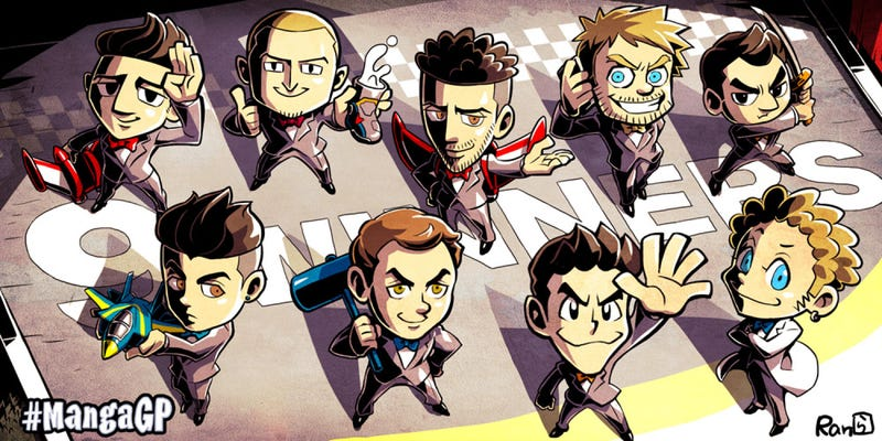 Illustration for article titled MotOPPO GP IS BACK! And now, on Reddit, too!