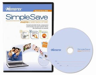Illustration for article titled Memorex SimpleSave is Easy DVD Recording For Your Grandparents