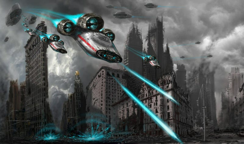 science fiction and fantasy authors who served in the military and