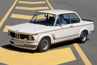 Illustration for article titled BMW Turbo Four-Banger In Development