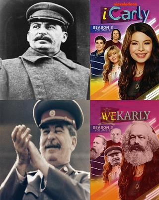 Illustration for article titled Communist wewe