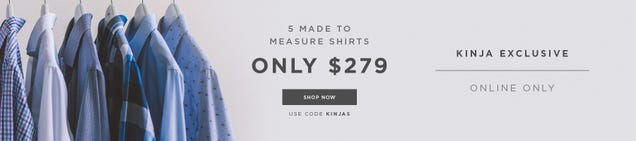 Indochino's Best Shirt Deal Ever, Plus Our Suit Deal Is Back [Exclusive]