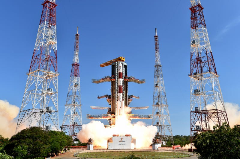 All images: ISRO