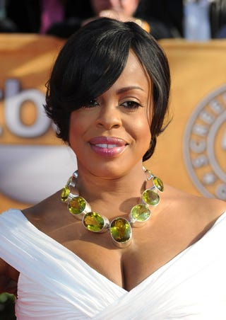 Illustration for article titled No 911 Necessary For Niecy At SAG