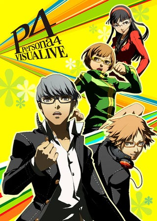 Illustration for article titled Persona 4 Is Being Turned Into a...