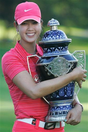 Illustration for article titled Michelle Wie's Life Is No Longer Worthless