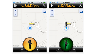 Illustration for article titled Find That Elusive Empty Taxi With This Handy GPS App