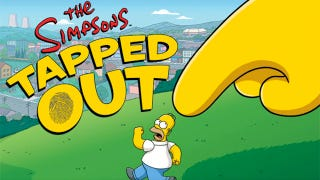 Illustration for article titled EA Pulls Simpsons Game from iTunes Due to Overwhelming Popularity
