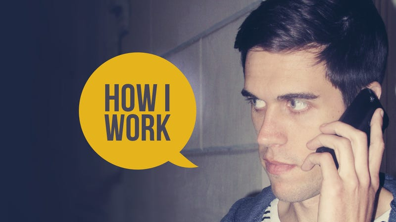 Illustration for article titled I'm Ryan Holiday, and This Is How I Work