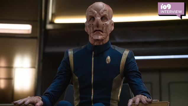 Star Trek: Discovery s Doug Jones Unpacks Saru s Surprise This Week