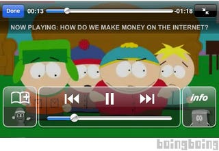 Illustration for article titled Apple's Puritanical Review System Kills South Park iPhone App