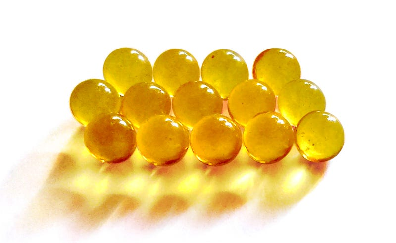 More Evidence That Fish Oil Supplements Might Be Useless