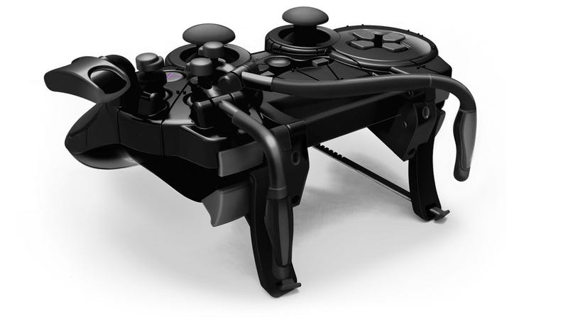Illustration for article titled Soon Your PlayStation 3 Controller Can Look Like a Robot Ninja Octopus