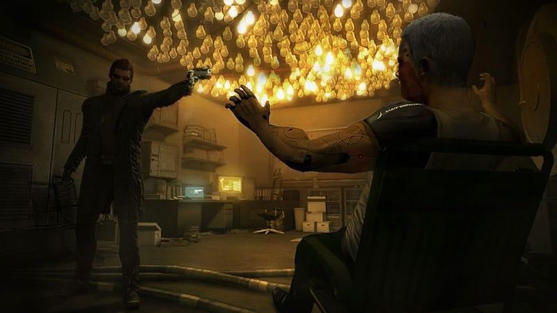 Illustration for article titled Deus Ex Website Hacked, Customer Information Stolen
