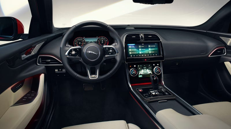 Jaguar Designer Is Not Interested in All These Damn Screens