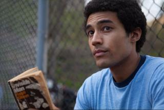 Devon Terrell as a young Barack Obama in Netflix's Barry (Netflix)
