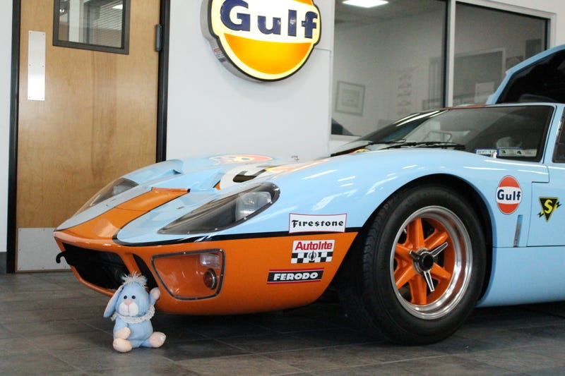 Illustration for article titled A Superformance GT40 Is The GT40 You Want To Hoon