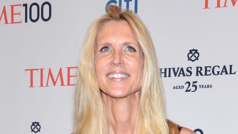 Illustration for article titled Ann Coulter: Women Just Say They Were Raped to Get Attention