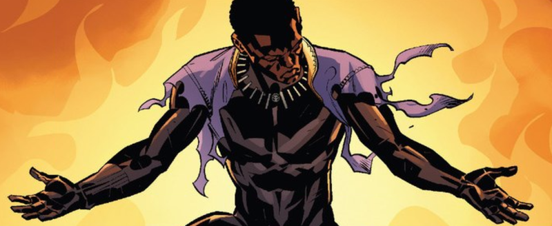 Illustration for article titled Ta-Nehisi Coates Explains How He's Turning Black Panther Into a Superhero Again