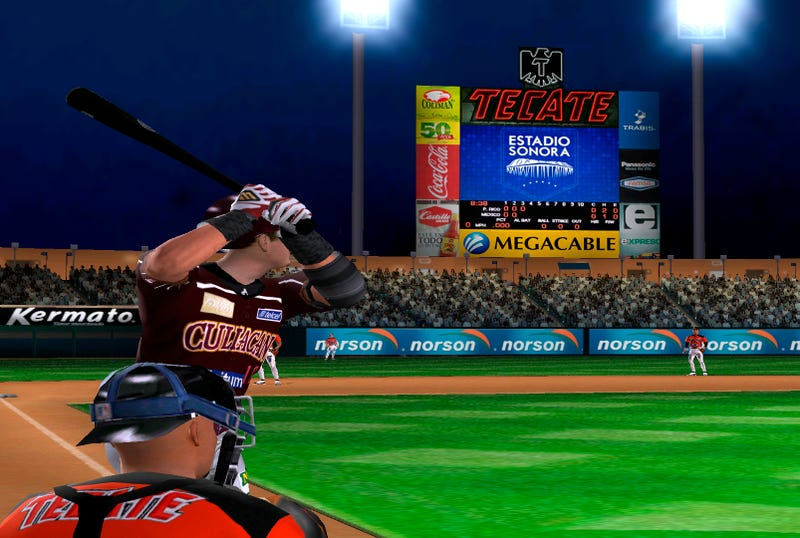 Illustration for article titled Nine Years Later, Latin America's Leagues Keep MVP Baseball Alive