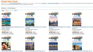 Illustration for article titled Amazon's Got DK Eyewitness Travel Books for 2 Bucks