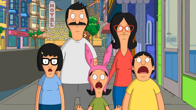 Illustration for article titled Bob's Burgers movie to let you come meat the family in 2020