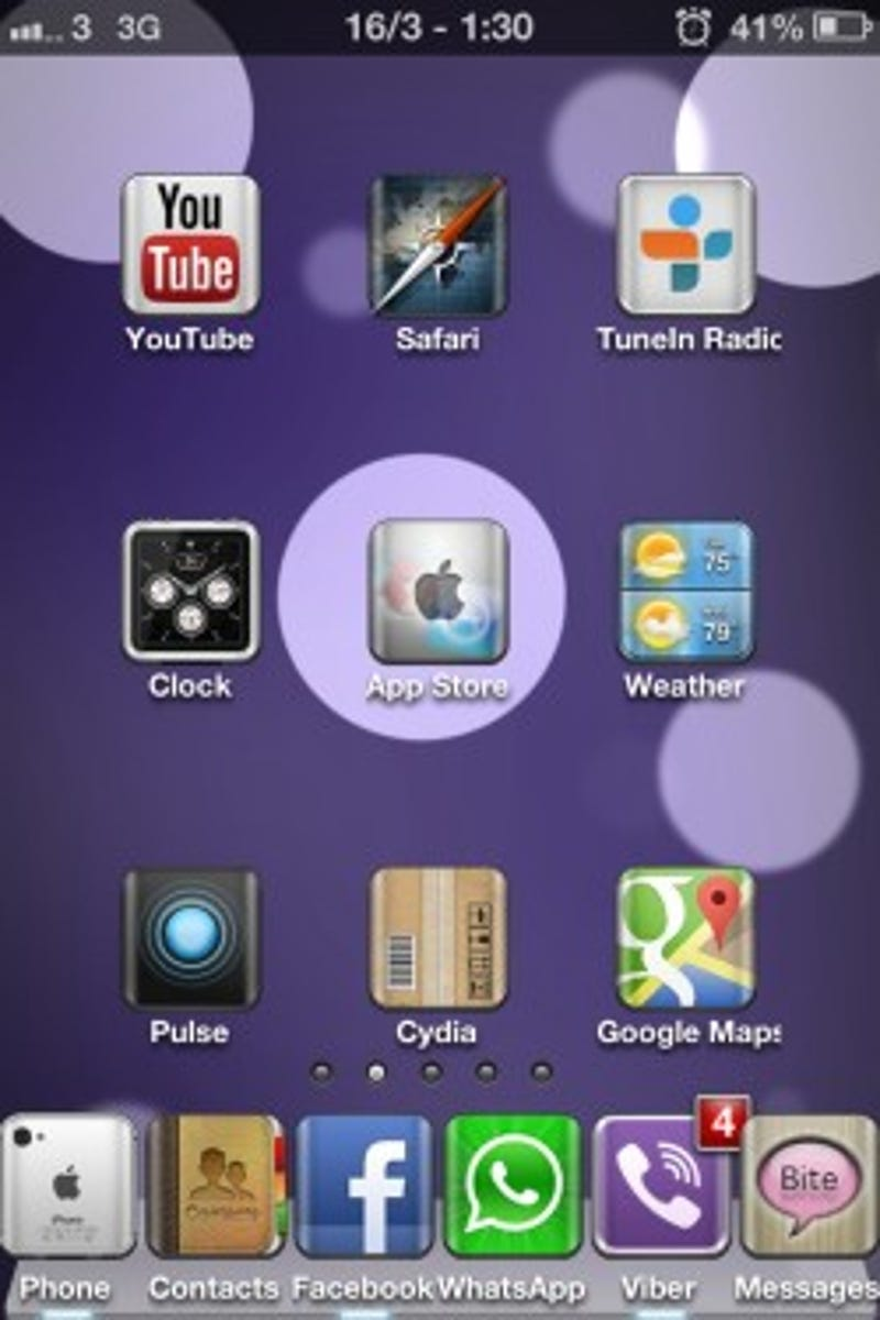 how to customize your iphone u0027s home screen and break away from the