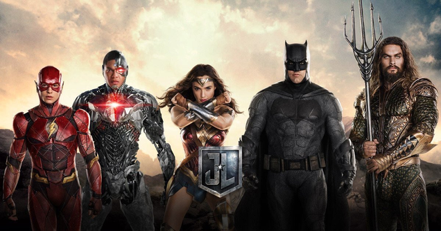 get an even better look at the justice league ahead of the new trailer updated