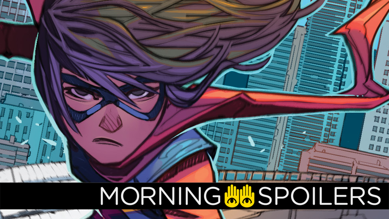 Could Kamala Khan be heading to streaming?