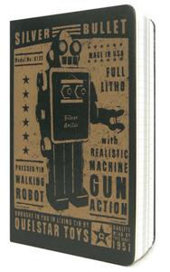 Illustration for article titled Modofly Laser-Etched Moleskine Notebooks