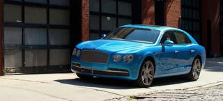 Illustration for article titled Why Would You Want Your Bentley To Be Like Every Other Bentley?