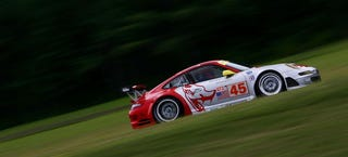 Illustration for article titled Flying Lizard (Sort Of) Returns To Porsche, Adds A Third McLaren 650S