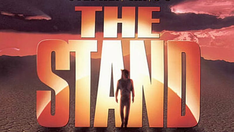 The title treatment for The Stand mini-series from 1994.
