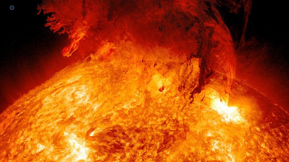 solar storm tomorrow - photo #23