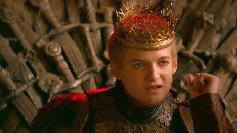 Illustration for article titled Game Of Thrones' Joffrey plans to quit acting and become a monster of charity