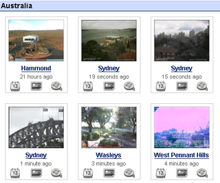 Illustration for article titled View local weather webcams (and add your own)