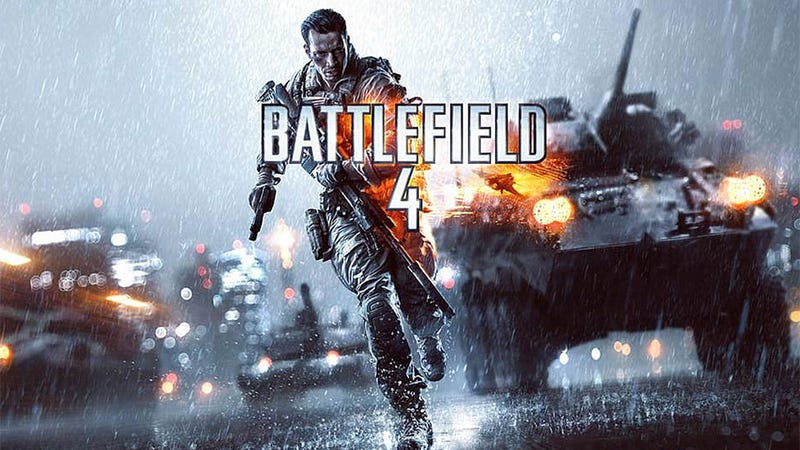 Illustration for article titled Microsoft Blog Says Battlefield 4 Will Be Out On October 29