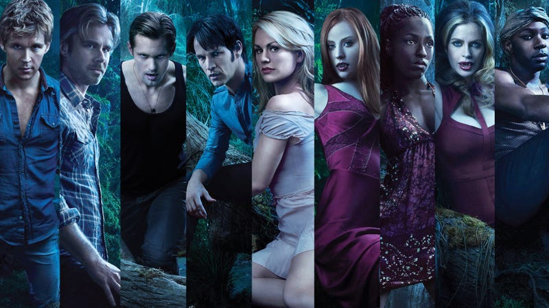 Illustration for article titled I AM GOING TO MISS TRUE BLOOD
