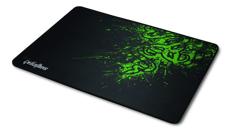 Illustration for article titled This Mousepad Never Wears Out
