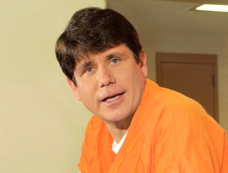 Illustration for article titled Rod Blagojevich Trying To Sell Presidential Commutation To Cellmate For $2.8 Million