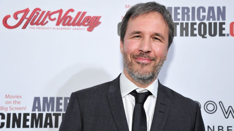 Denis Villeneuve attends the 31st American Cinematheque Award presentation honoring Amy Adams on November 10, 2017 in Beverly Hills, CA.