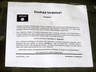 Illustration for article titled Valaki dzsihádra buzdít Nyergesújfalun